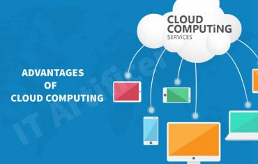 Advantages of Cloud Computing